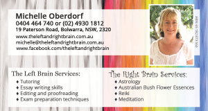 michelle-Business-card-designs-hunter-valley