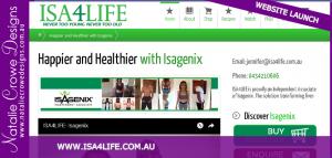 isa4life-isagenix-launch