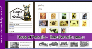 house-of-portraits-hunter-valley-websites