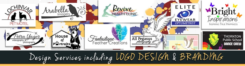 Affordable Logo Design Hunter Valley - Branding Cessnock - Maitland - Newcastle