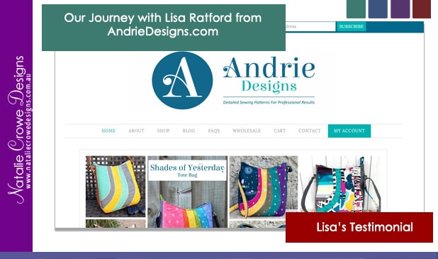 Andrie Designs – Website Design & Business Mentoring Cessnock