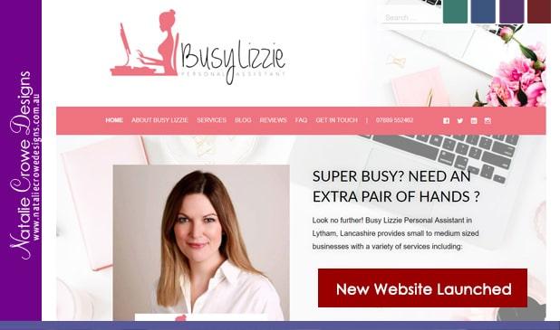 Virtual PA Lancashire – Busy Lizzie – New UK Client
