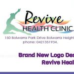 Revive Health Clinic | Web Design Maitland