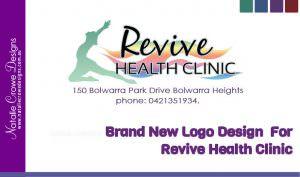 Revive Health Clinic | Web Design Maitland