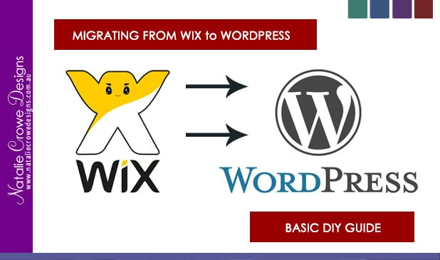 Steps to Migrating from Wix to WordPress