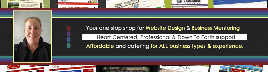 Natalie Crowe Designs - Web Design Hunter Valley   Website Design Company Australia
