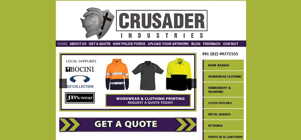crusader-industries