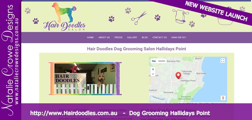 dog-grooming-hallidays-point-hair-doodles