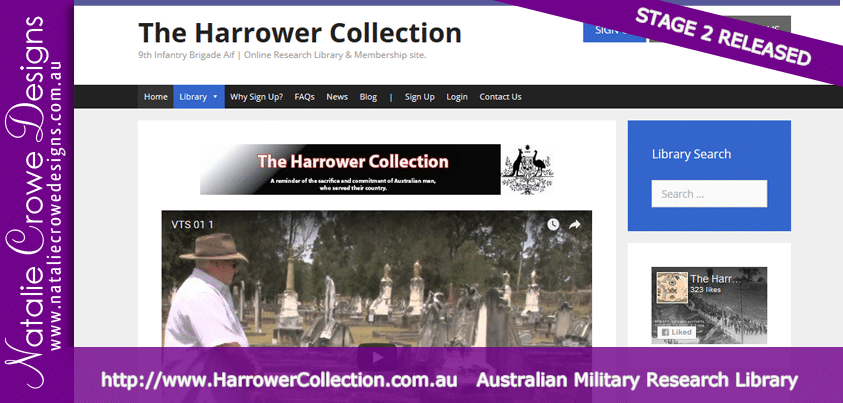 harrower-collection