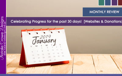 Taking a look at January 2019 | Website Design Australia