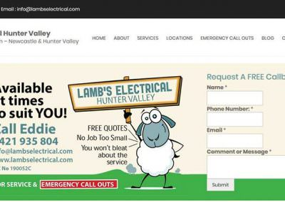 lambs-electrical-hunter-valley