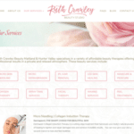Ruth Crawley Beauty Hunter Valley | Web Design Hunter Valley | Web Design Maitland