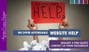 Affordable Website Help in Hunter Valley, Website Package Pricing Web Design Australia