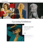Judy Duncan Art | Art Deco Maitland | Web Design Maitland