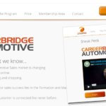 Career Bridge Automotive - Web Design Maitland