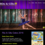 Ritz & Glitz | Web Design Maitland