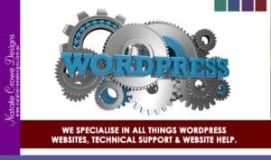 WordPress Website Designer WordPress Specialist Australia | Word