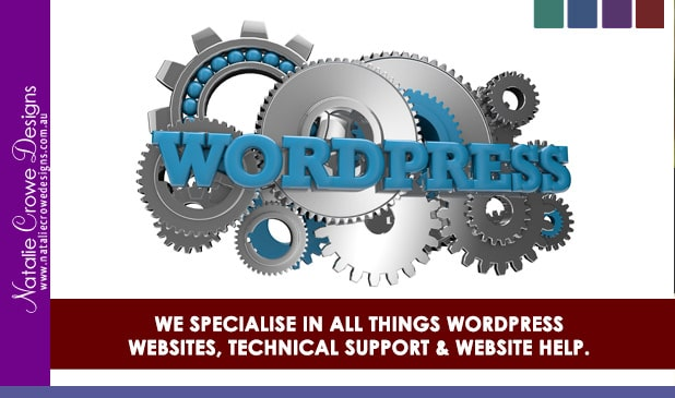 WordPress Website Designer WordPress Specialist Australia | Word